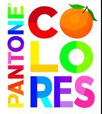 Pantone colores
