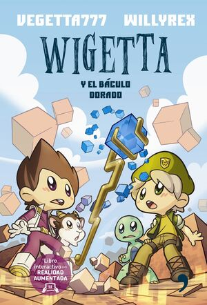 Wigetta y el báculo dorado