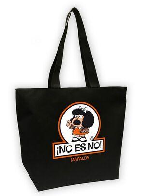 Bolsa Mega shopper Mafalda. No es no