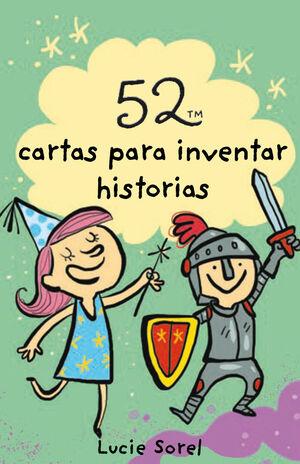 52 ideas para inventar historias