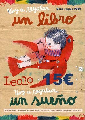 Bono regalo Leolo 15