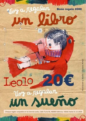 Bono regalo Leolo 20