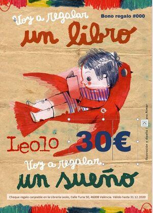 Bono regalo Leolo 30
