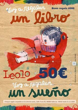 Bono regalo Leolo 50