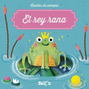 EL REY RANA