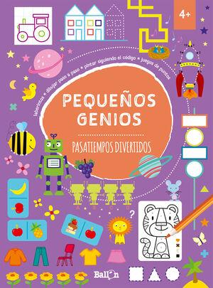 Pequeños genios - Pasatiempos divertidos +4