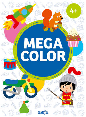 MEGA COLOR 4+