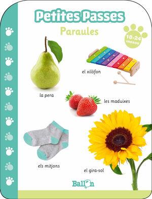 PETITES PASSES - PARAULES 18-24 MESOS