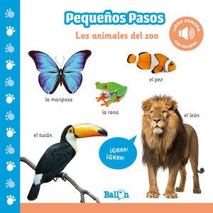 Los animales del zoo-