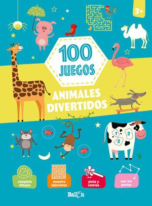 100 JUEGOS ANIMALES DIVERTIDOS