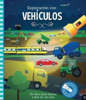 Exploración con vehículos