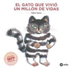 EL GATO QUE VIVIÓ UN MILLÓN DE VIDAS