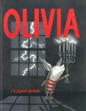 OLIVIA Y LA JOGUINA PERDUDA