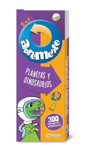 Planetas y dinosaurios