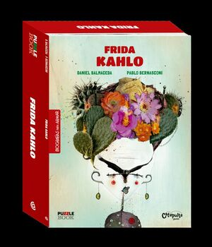 Frida Kahlo - Puzzle de 300 piezas + libro